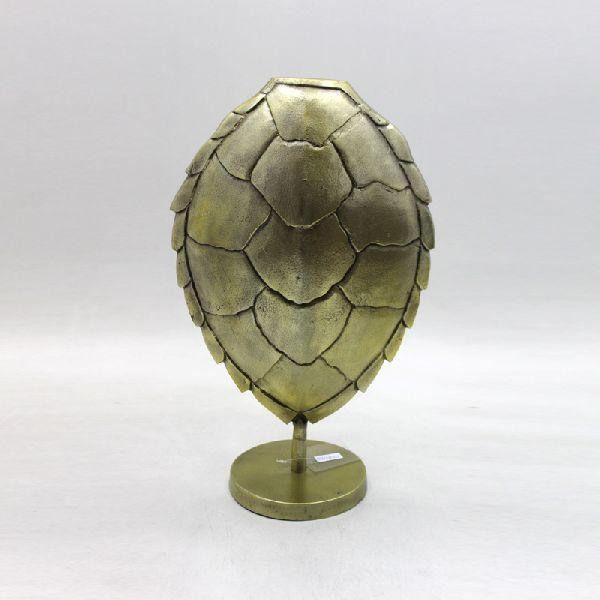 Aluminium Decorative Shield Sculpture