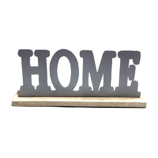 Aluminium Home Letter Sculptures