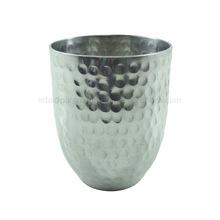 Aluminium Metal Powder Pot