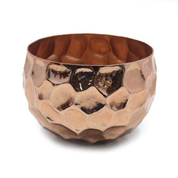 Aluminium Round Decorative Bowls
