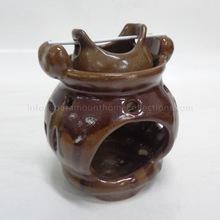 Antique Ceramic Aroma Oil Burners