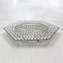 Crystal Decorative Tray