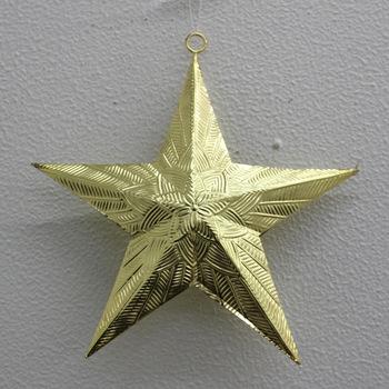 Decorative Hanging Star Ornaments