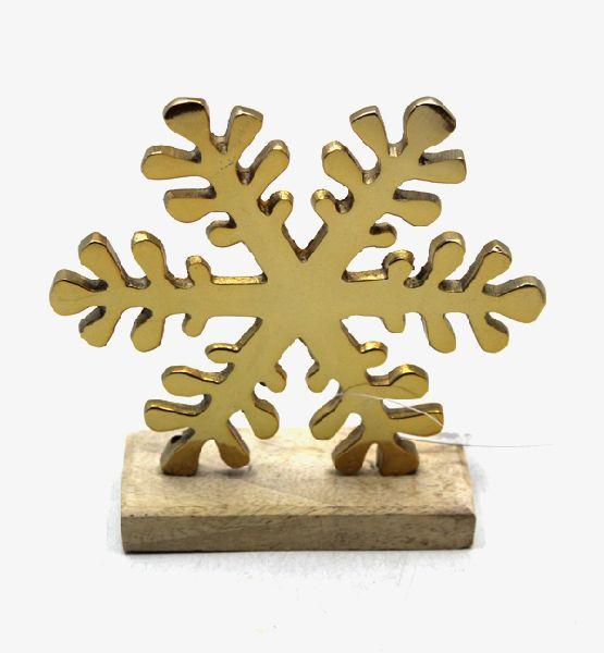 Gold Plated Decorative Aluminium Sculpture