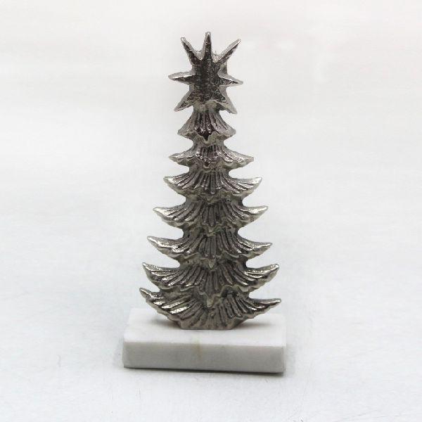 Rough Nickel Aluminium X Mas Tree