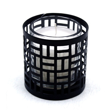 Round Decorative Candle Holder Votive