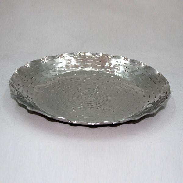 Round Dinner Serving Plates