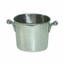 Stainless Steel Ice Bucket Wine Cooler