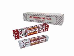 Aluminium Foil, Economy Range