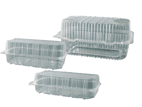 Clear Pastry containers