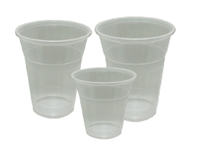 Clear PP Cups