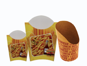 French Fries Pouch