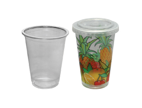 Juice Cups with Lid
