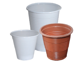 Plastic cups, For Cold Use