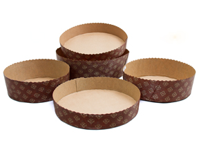 Round Paper Baking Mould