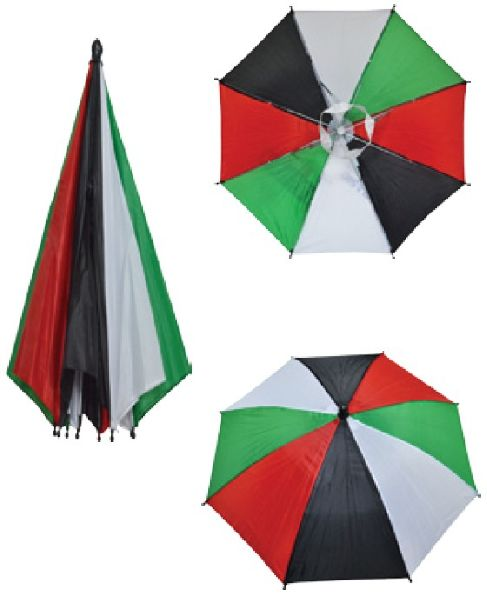 Head Umbrella for UAE National Day