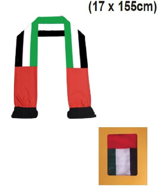 Buy National day scarf from Muwailih Printing Services