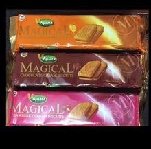 Magical Cream Biscuits