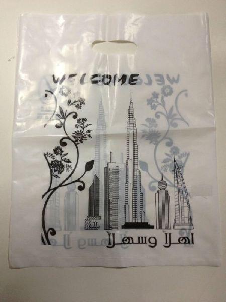 LDPE WELCOME BAG