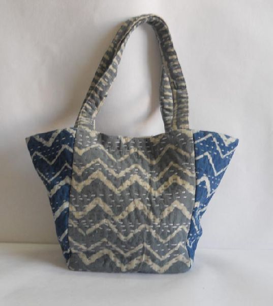 cotton fabric Hand bag