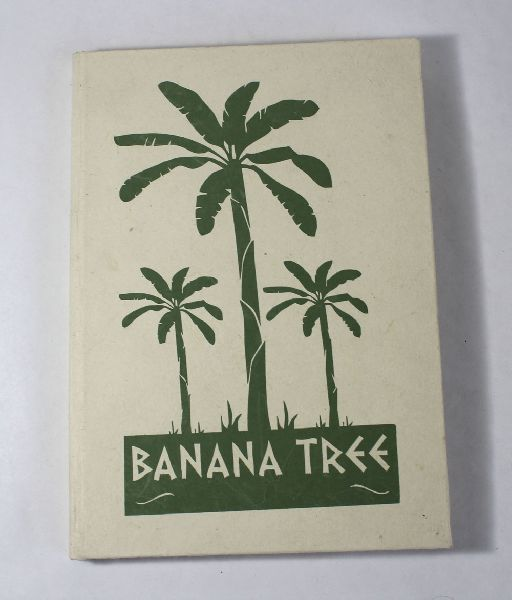 Cream colour banana paper fiber notebook
