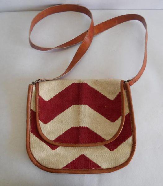 dhurries hand bag