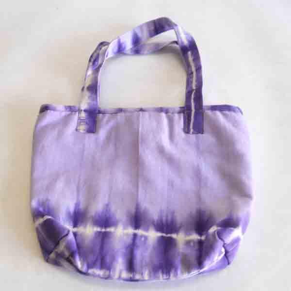 dye work shopping bag