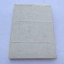 hemp sandwich cotton notebook