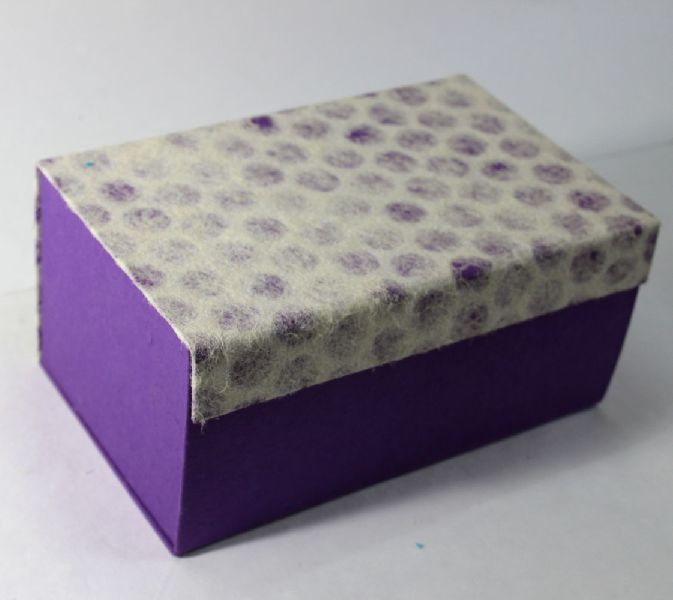 lace paper magnetic Solid box