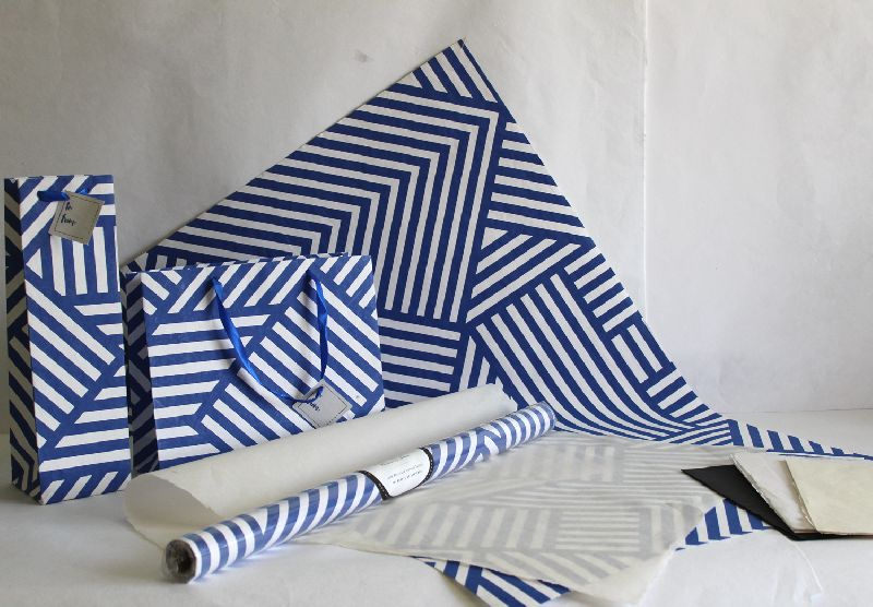 recycled cotton wrapping paper