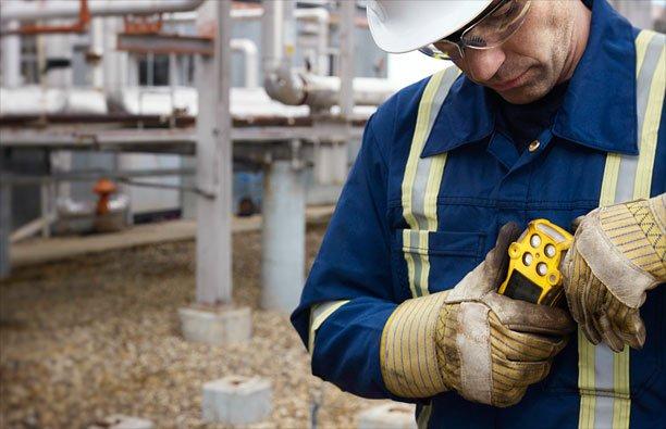 Gas Detector Calibration Service