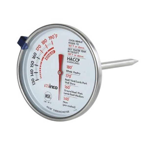 HAND HELD MEAT THERMOMETER