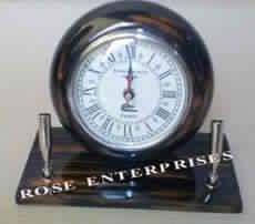 DeskTop Digital Clock with Pen Holder