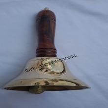 Nautical Brass Hand Bell