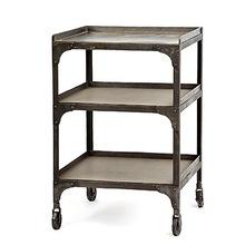 Iron Metal rustic book shelf