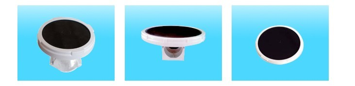 Tablet micropore aerator
