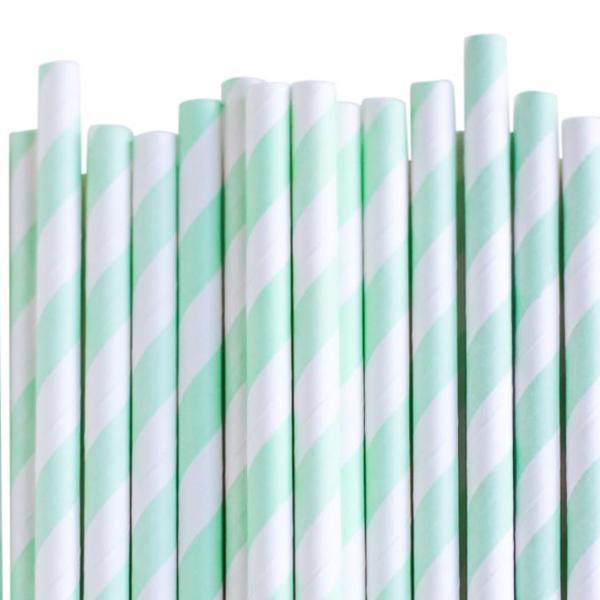 eco friendly straws paper