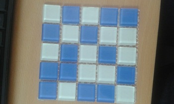 Glass Mosaic Tiles (Bloo Pools)