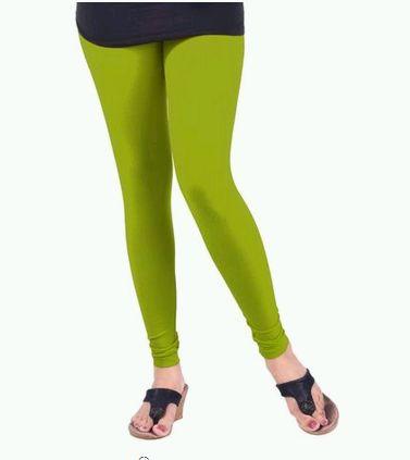 Green Cotton Lyra Legging Manufacturer In Mumbai Maharashtra India By Baa Creations Id 4537785