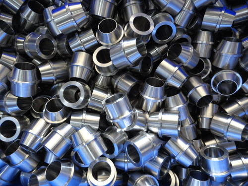 Stainless Steel Precision Turned Components