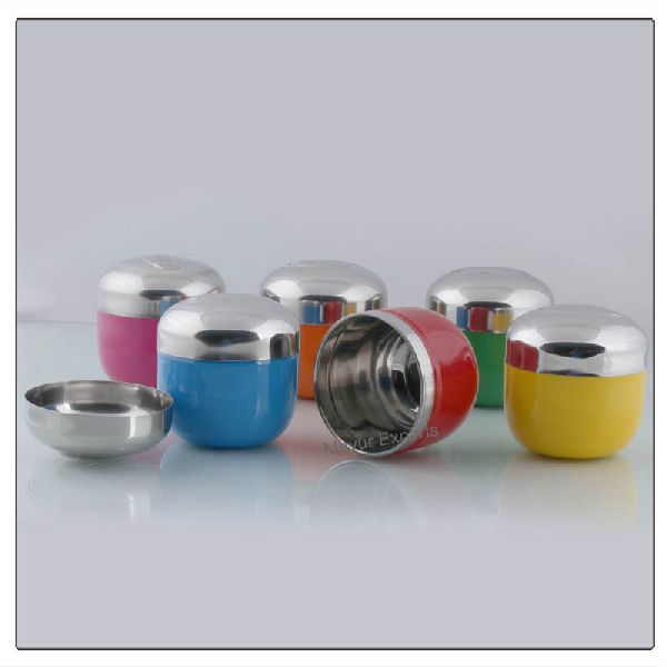 Stainless Steel Color Canisters