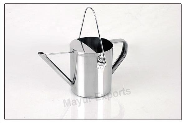 Stainless Steel Flower Watering Can