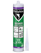 Siliconized Acrylic Sealant