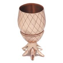Copper moscow mule Pineapple mug