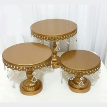 Crystal Table Cake Stand