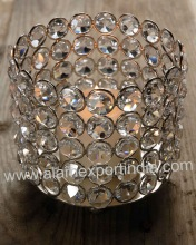 Crystal Table Votive