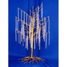 crystal tree centerpieces