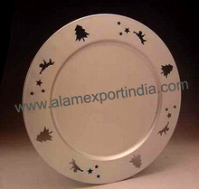 Decorative Charger Plate