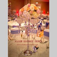 florist crystal candelabra