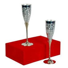Goblet wine glass